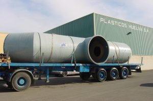 Sistema de conductos para aspiración de gases
