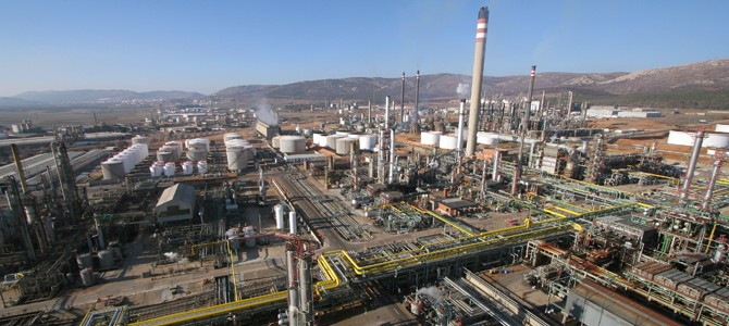 "Supply of ""turnkey"" plant in Repsol's Puertollano refinery"