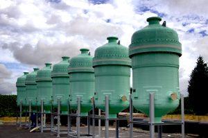 Pressure Vessels Rubiales (Colombia)